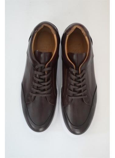 La scada Kahverengı Erkek Casual Ayakkabı Tp1401 Kahve